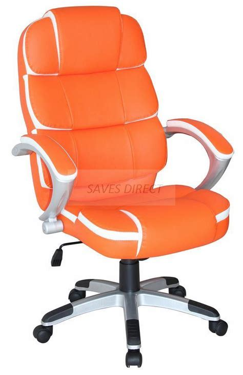 orange executive office chair office chairs office chairs orange county