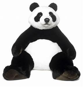 Peluche Géante Panda : peluche panda wwf 1 metre geante ~ Teatrodelosmanantiales.com Idées de Décoration