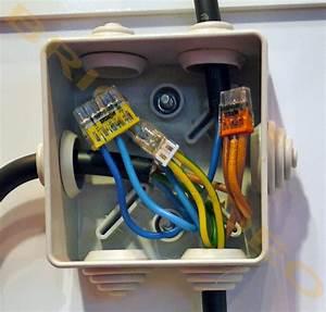Domino Electrique Wago : branchement clairage raccordement des c bles wago ou ~ Melissatoandfro.com Idées de Décoration