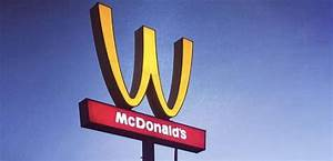 Why are McDonald's turning their 'M' arches upside down ...