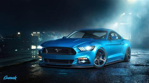 2015 Ford Mustang Gt Car Hd Wallpaper » Fullhdwpp