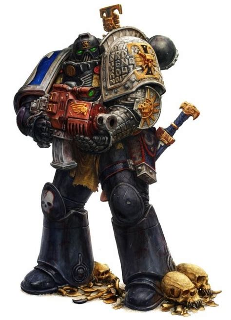 Deathwatch Index Review First Impressions In 8th Edition