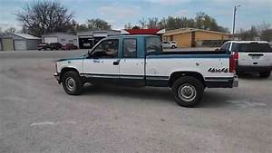 1990 K 2500 4x4 Chevy Pickup