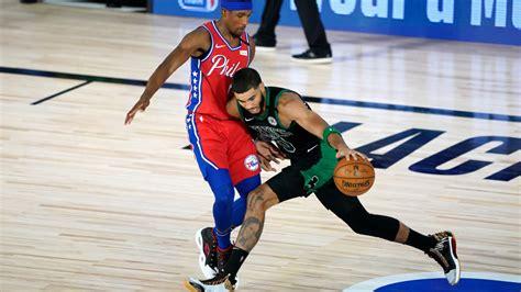 WATCH: Jayson Tatum's highlights for Celtics – 76ers Game 1