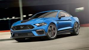 2021 Ford Mustang Mach 1 pricing and specs detailed: New limited-edition Pony car comes track ...