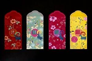Ang Pao Packet Design Ang Pao Red Envelope Design Red Packet Ang Pao