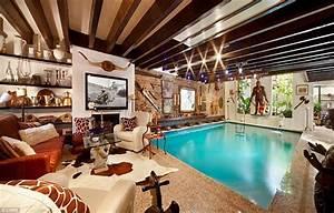 The $10million Manhattan mansion... with a 30,000 gallon ...