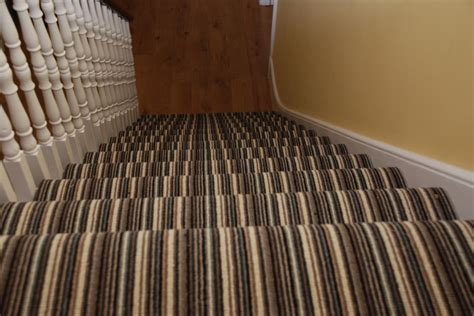 Rubber Carpets by Striped Carpets In Ealing