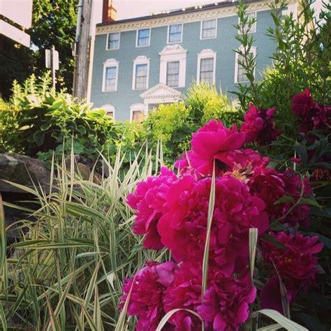 moffatt ladd house and garden in portsmouth nh historic