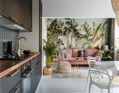 design  small apartment   square meters