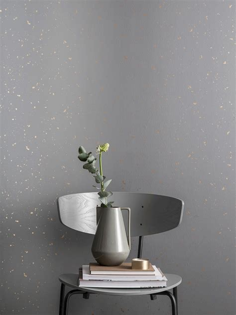 confetti wallpaper grey view  wallpapers  ferm