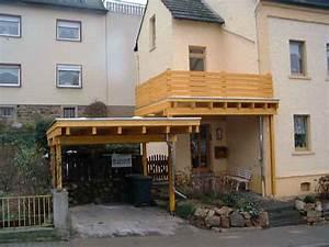 Carport mit balkon kosten das beste aus wohndesign und for Markise balkon mit tapeten discount 24