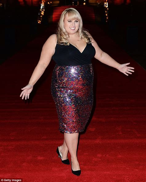Rebel Wilson reveals she is using Hollywood 'power stylist ...