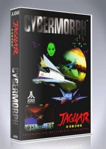 Cybermorph  Retro Game Cases