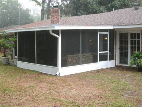 Winterizing A Screened Porch by Winterizing Screened Porch Plastic Home Design Ideas