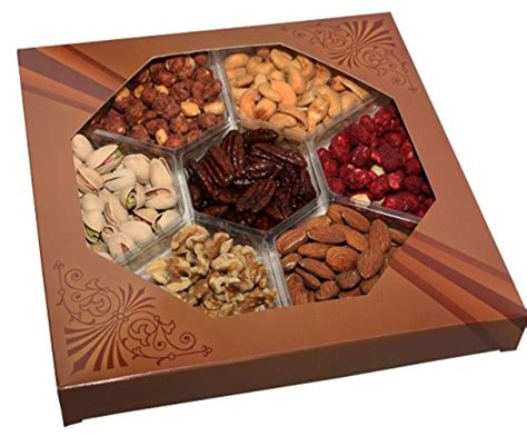 holiday gourmet food nuts gift basket 7 different nuts five star gift baskets orange pound cake gift box bakery dessert gifts says it s cool unique gift ideas