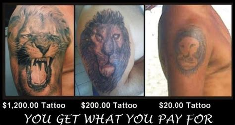 tattoo cost pricing   ink