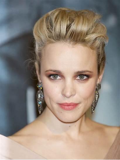 Rachel Mcadams Hairstyles Updo Bouffant Hairstyle Celebrity