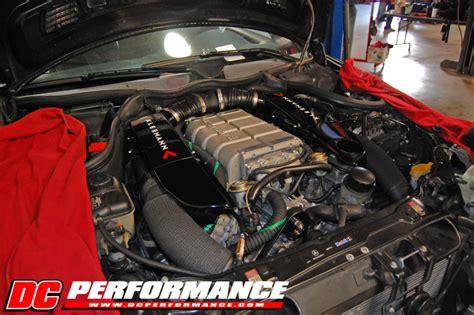 Kleemann W209 Clk500 Supercharger Install By
