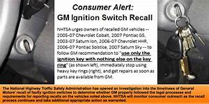 Gm Ignition Switch Recall Starts Multiple Investigations