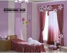 Curtains In The Nursery For Girls Contemporary Girls Curtains Girls Bedroom Curtains