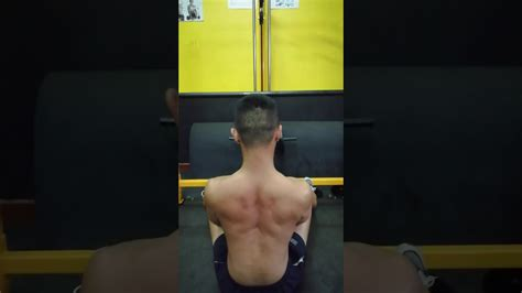 Traps and Lats Workout!! 🔥🔥💪🏻 - YouTube