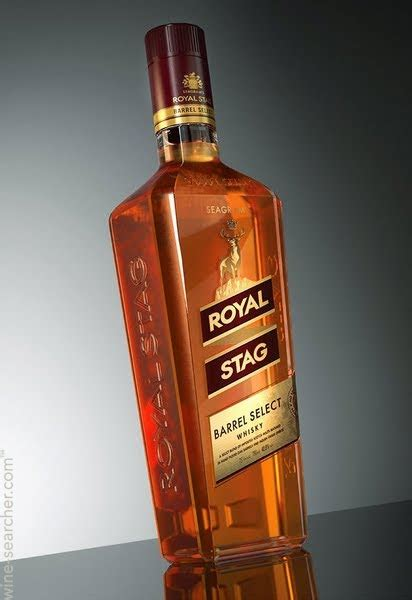 seagrams royal stag barrel select scotch whisky prices