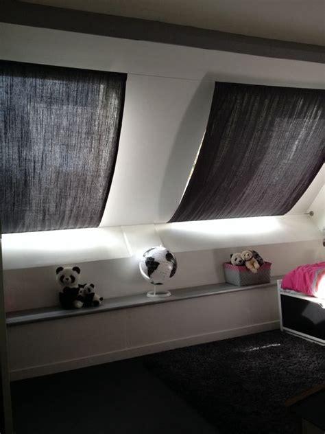 rideaux sur c 226 bles pour fen 234 tres de toit tapis voilage