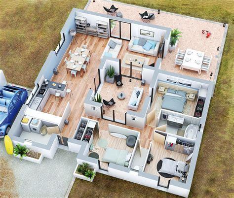 couleurs villa vous propose la villa patio moderne contemporaine cette maison est id 233 ale pour