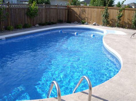 New Pool Build  Pool Pros  Winnipeg Manitoba Canada