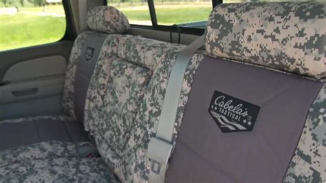 Cabelas Tactical Seat Covers By Ruff Tuff  Autos Post