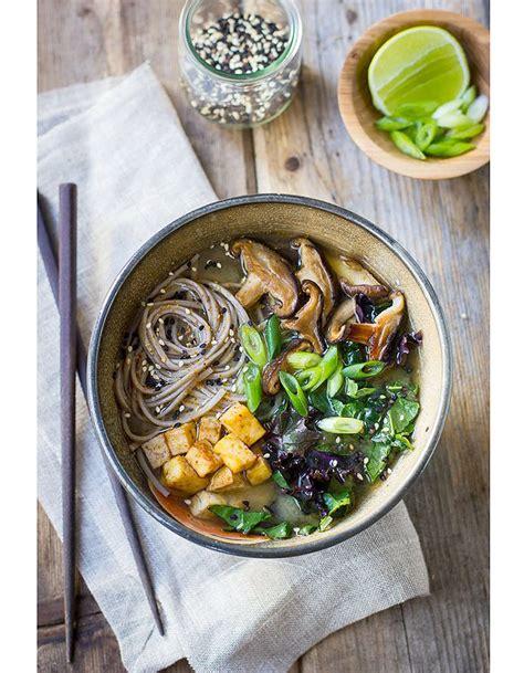 sos recettes cuisine soupe miso râ de beaux et bons ramens comme au japon
