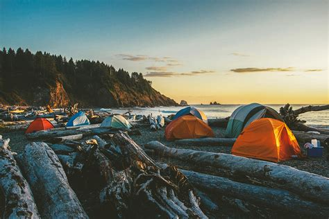 5 Best Beach Camping Sites In The Us  Travel Observers