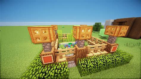 Garden Decoration Minecraft by Minecraft Small Garden Hd