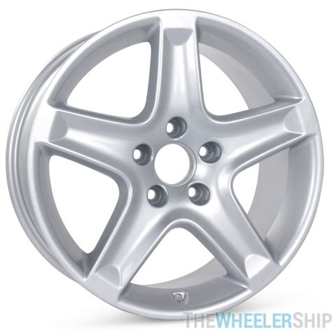 2004 Acura Tl Wheels by New 17 Inch Alloy Replacement Wheel For Acura Tl 2004 2005