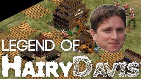 aoe  legend  hairy davis youtube