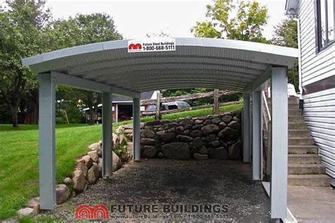 steel carport kits metal carport kits steel shelters by future buildings