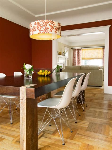 color   feng shui dining room
