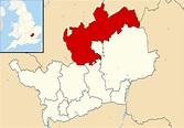 North Hertfordshire - Wikipedia