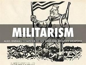 Militarism In Ww1 Drawing | www.pixshark.com - Images ...