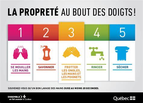 protocole de lavage des mains en cuisine mapaq lavage des mains