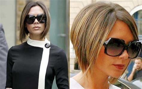 Victoria Beckham Haircut 2017