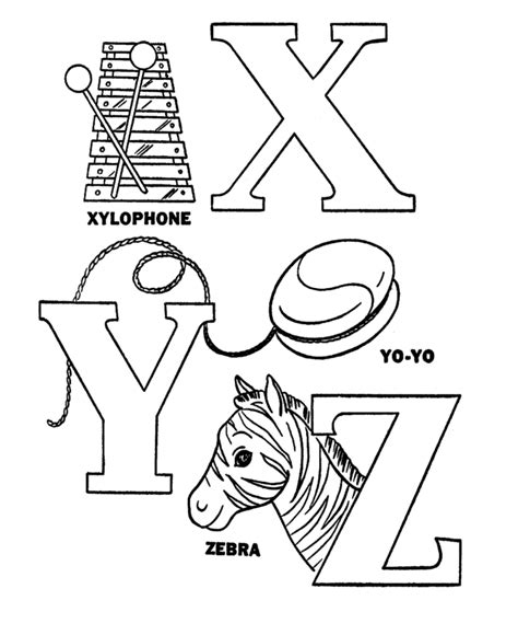 letter  coloring page coloring home
