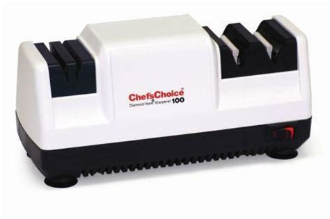 Chef S Choice Knife Sharpener How To Use by Chefs Choice Knife Sharpener 100 Ebay