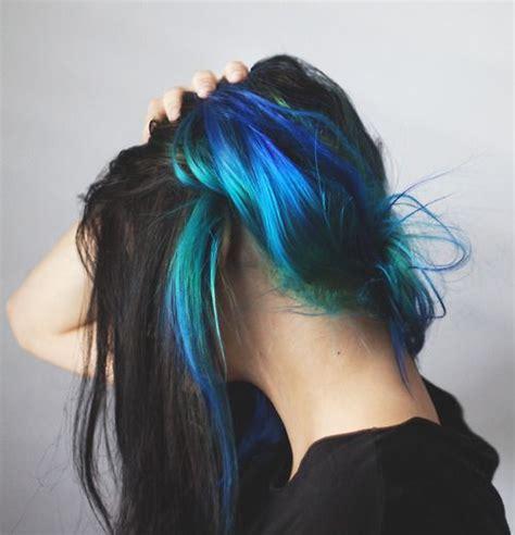 Best 25 Dyed Hair Underneath Ideas On Pinterest Crazy