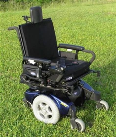 Pronto Power Chair M91 by Used Invacare Pronto Surestep M91 Wheelchair For Sale