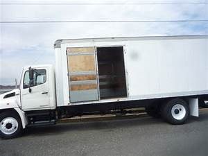 Used 2010 Hino 338 Box Van Truck For Sale In Nj  11155