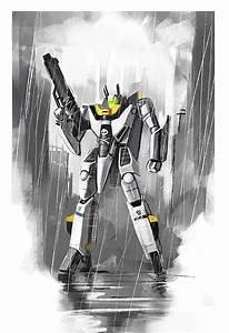 Titan Reveals New 'Robotech' Art For Upcoming Series  Robotech