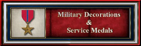 Awards And Decorations Branch by Eagles Of War Awards And Decorations Uniformed Services