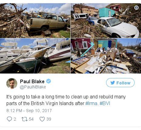 Hurricane Irma Tortola Boats by Hurricane Irma Survivors On Tortola Want More Uk Help
